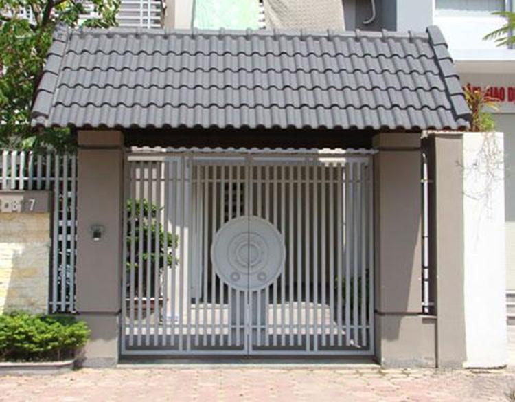 cổng hiện đại đẹp