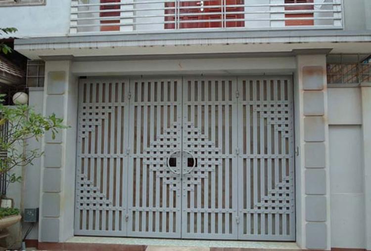 mẫu cổng dành cho biệt thự