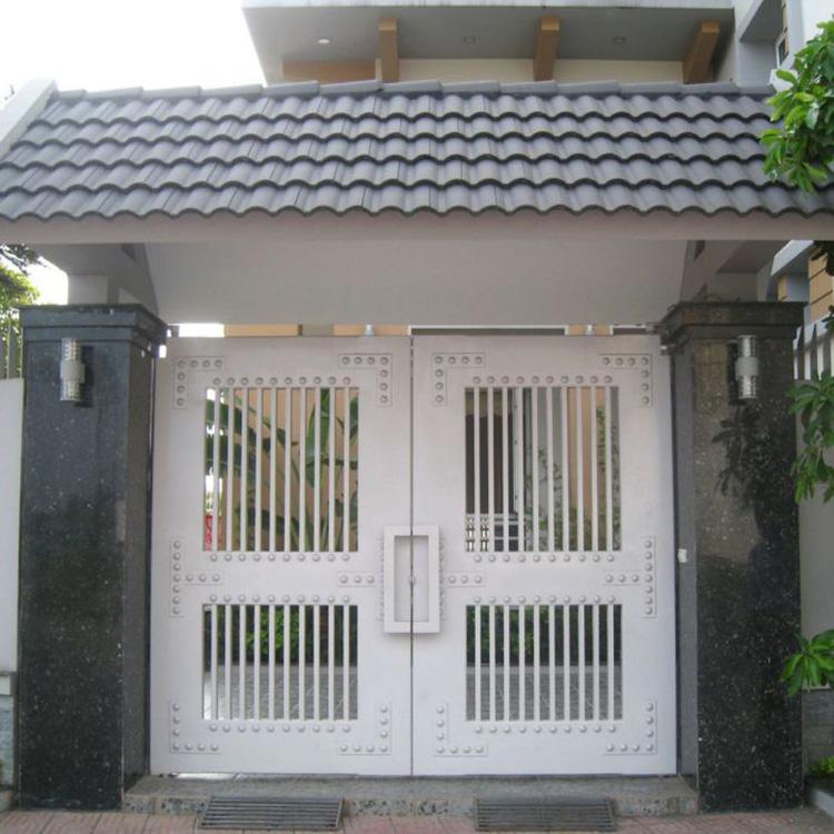 cổng biệt thự nhỏ
