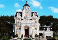 Biệt thự cổ điển Pháp