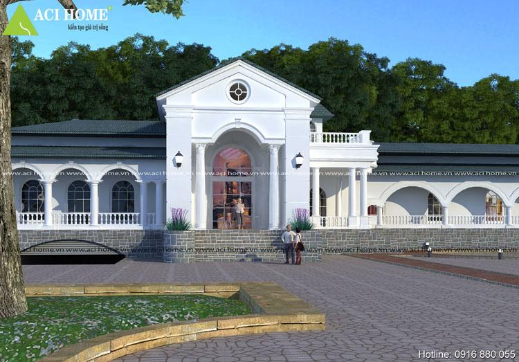 Tổng hợp 100 mẫu thiết kế biệt thự cổ điển