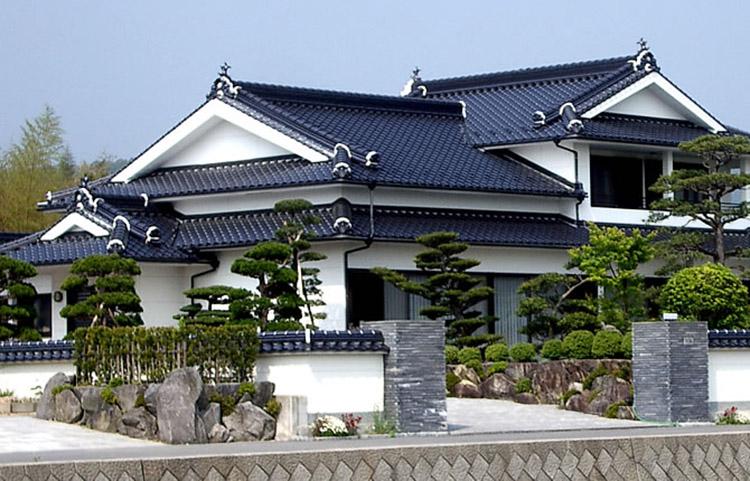 biệt thự kiểu Nhật