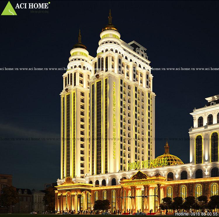 trung tâm thương mại Phong Phú Square