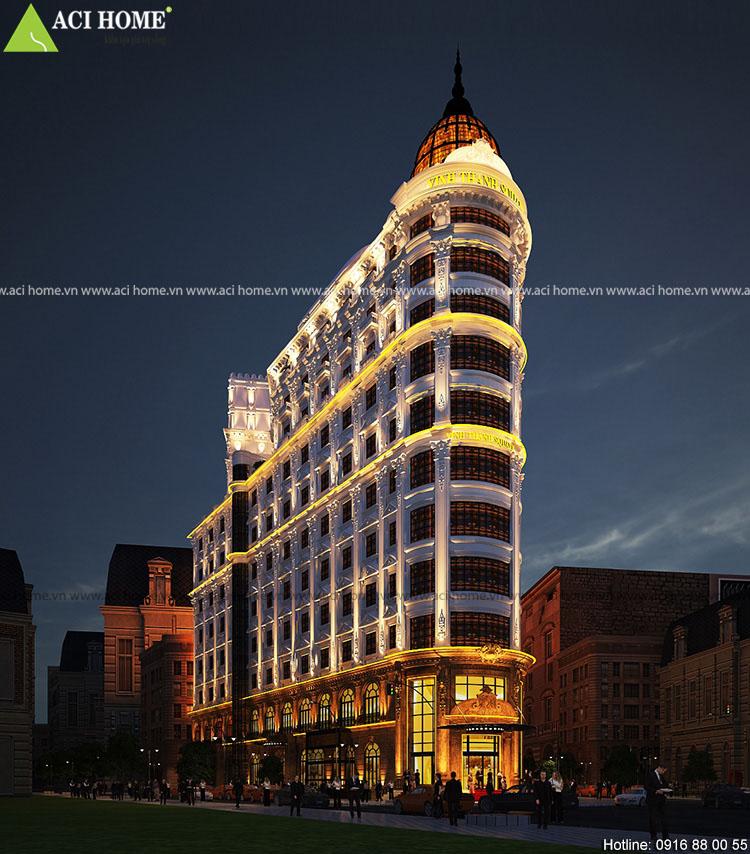 Square hotel Thanh Vinh