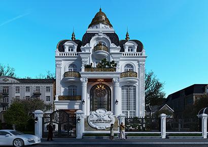 so sánh kiến trúc Pháp cổ điển và hiện đại