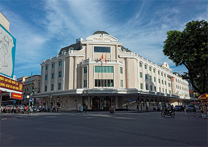 Những trung tâm thương mại lớn nhất Việt Nam