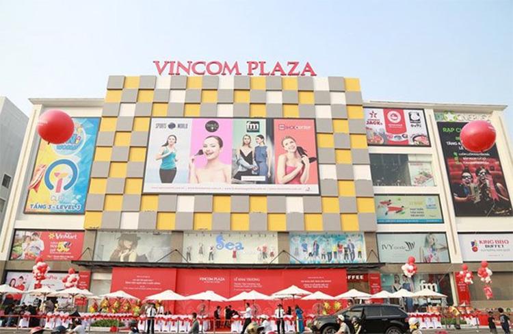 Vincom Plaza Lê Văn Việt