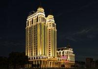 mẫu khách sạn kết hợp nhà hàng tiệc cưới
