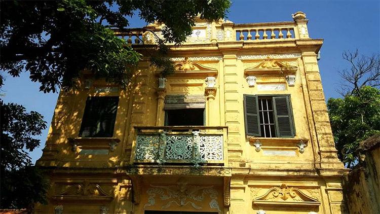 nhà cổ điển Pháp tại Việt Nam