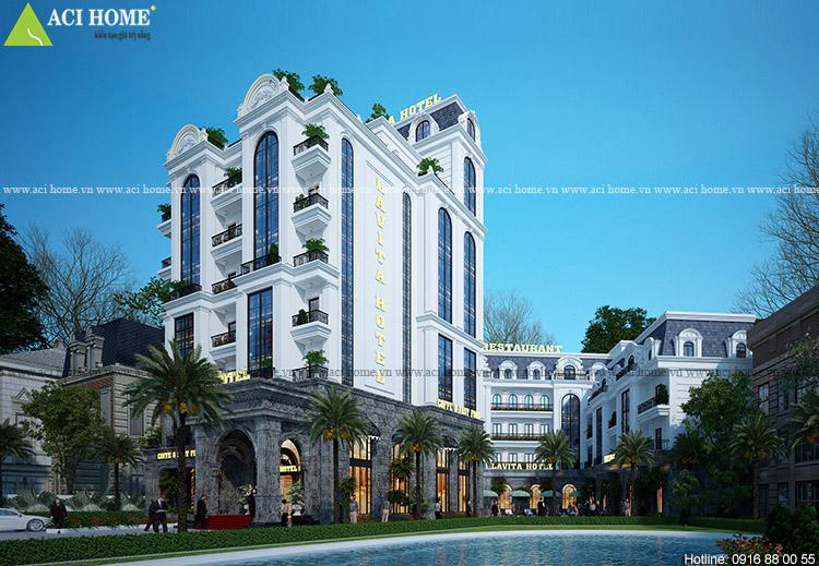 khách sạn lavita 9 tầng