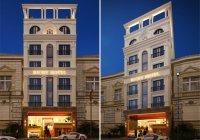 thiết kế khách sạn mặt tiền 9m