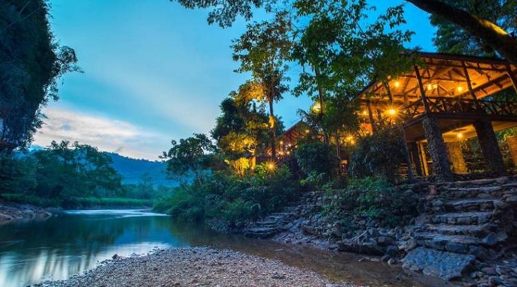 Năng lượng từ thiên nhiên trong các Resort