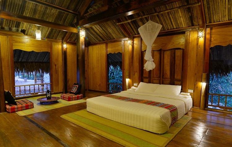 Thiết kế bên trong bungalow