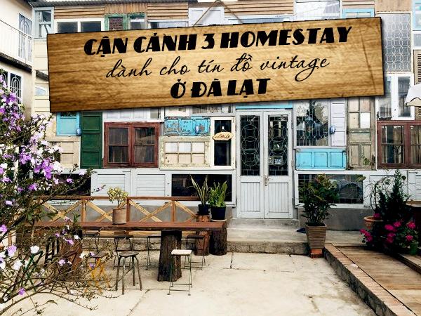 Xu hướng trang trí Homestay phong cách Vintage - ảnh 2