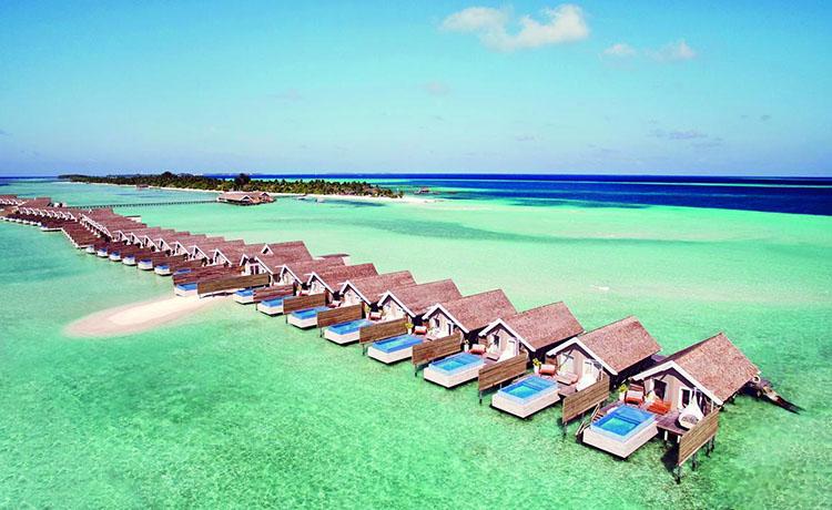 Thiết kế Bungalow tại khu du lịch biển - View 1