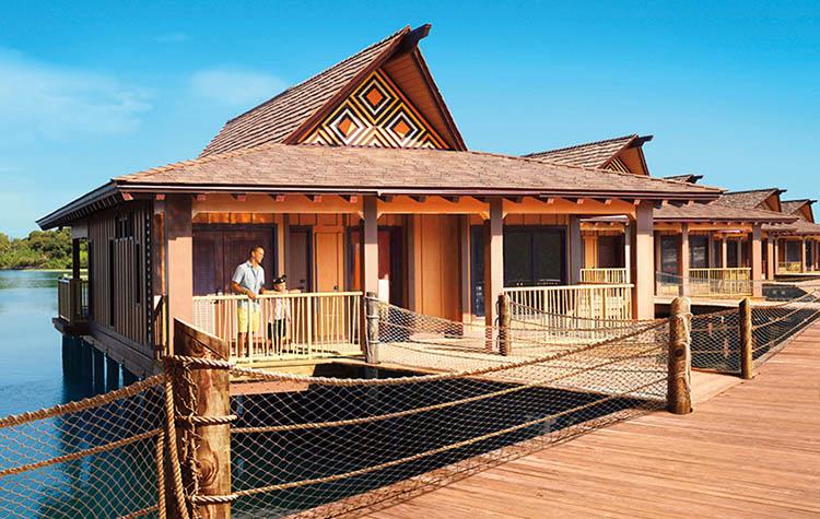 Thiết kế Bungalow tại khu du lịch biển - View 2