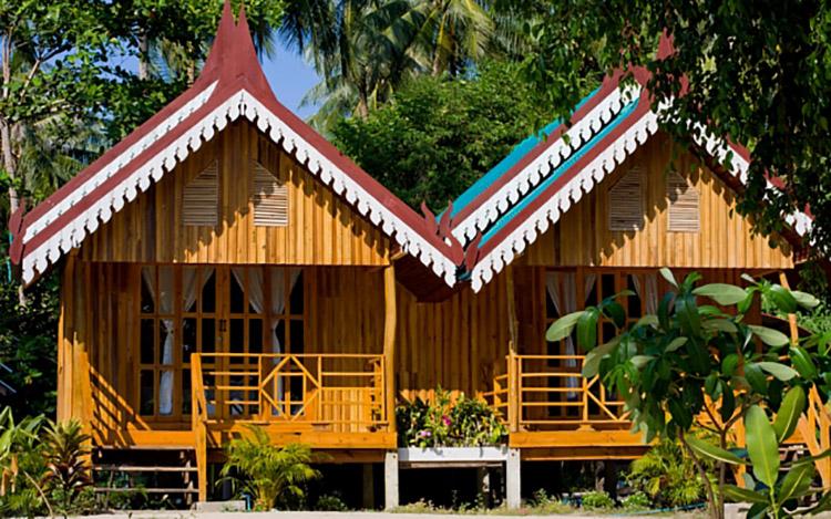 Thiết kế Bungalow tại các khu du lịch sinh thái núi rừng độc đáo - View 4