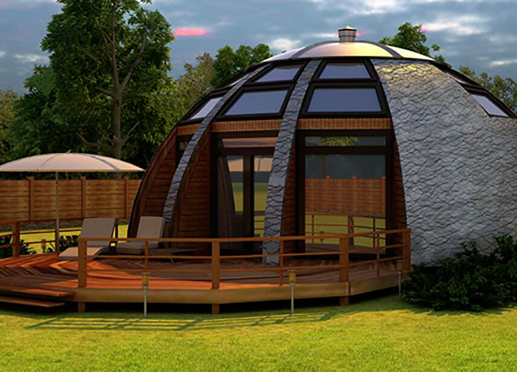 Thiết kế Bungalow hiện đại tại các Resort sang trọng đẳng cấp - View 1