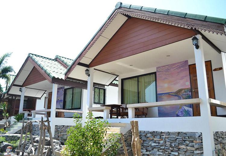 Thiết kế Bungalow hiện đại tại các Resort sang trọng đẳng cấp - View 2