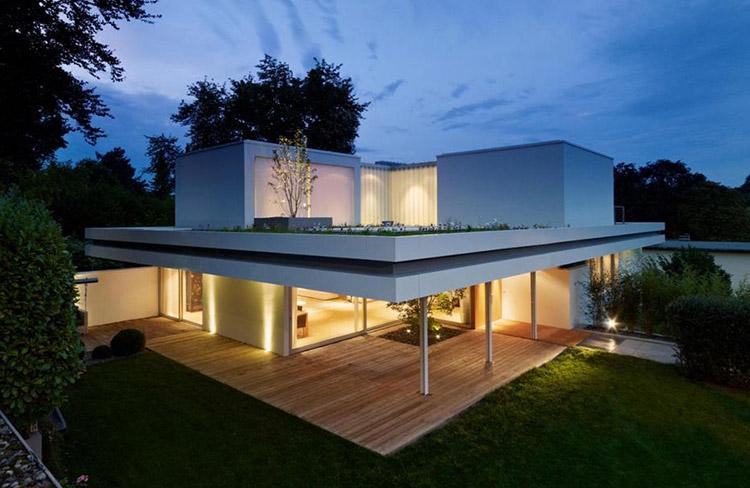 Thiết kế Bungalow hiện đại tại các Resort sang trọng đẳng cấp - View 4