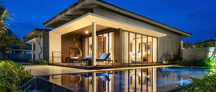 Thiết kế Bungalow hiện đại tại các Resort sang trọng đẳng cấp - View 5