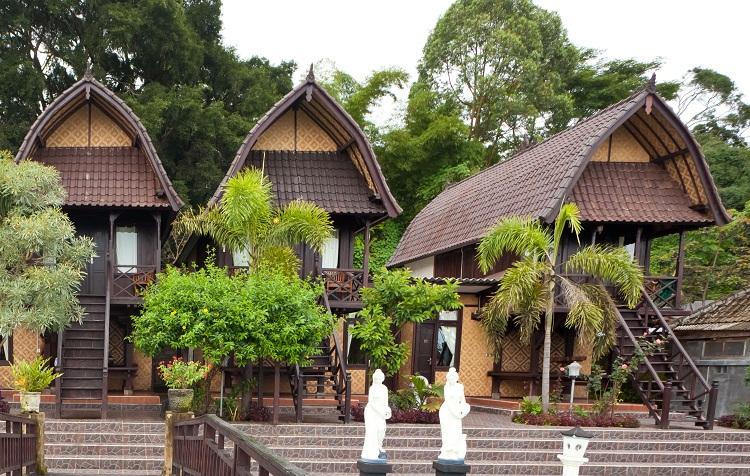 Thiết kế Resort với nghệ thuật tạo hình đỉnh cao,thẩm mỹ tinh tế