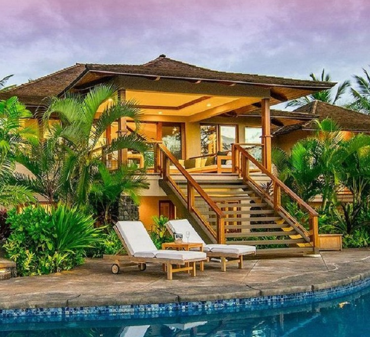 Resort Mini co thiết kế cảnh quan đẹp như mơ