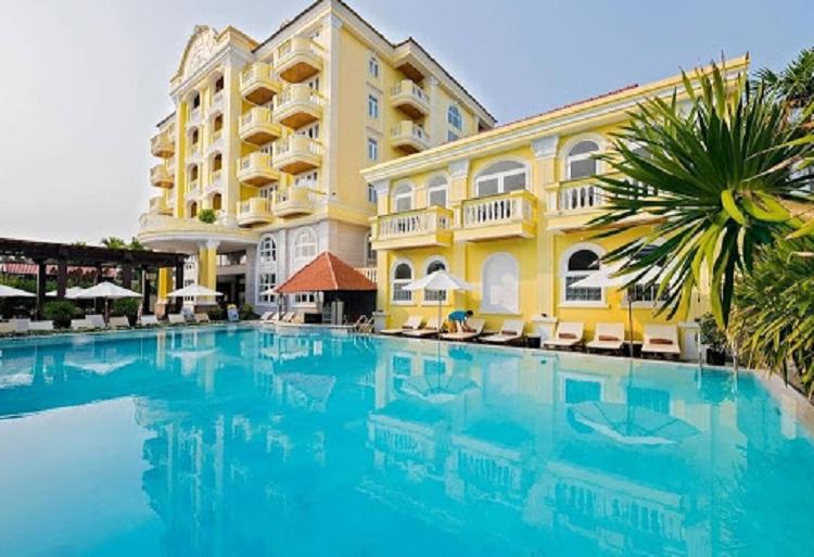 Thiết kế Resort tiện lợi