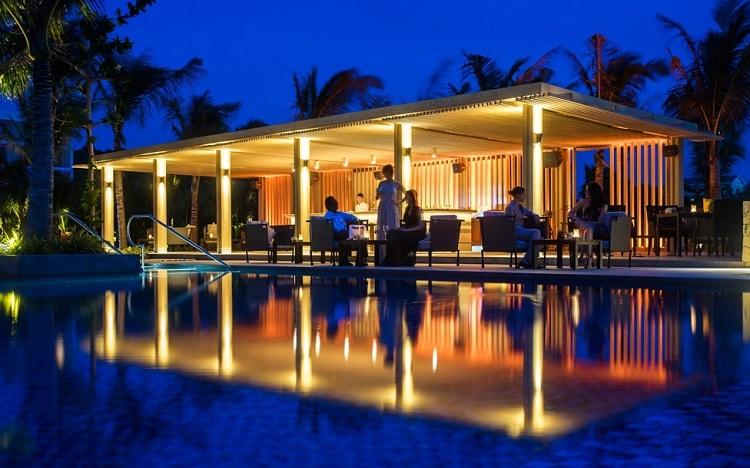 Thiết kế Bar tại Resort phù hợp
