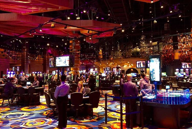 Dịch vụ Casino tại Resort cao cấp