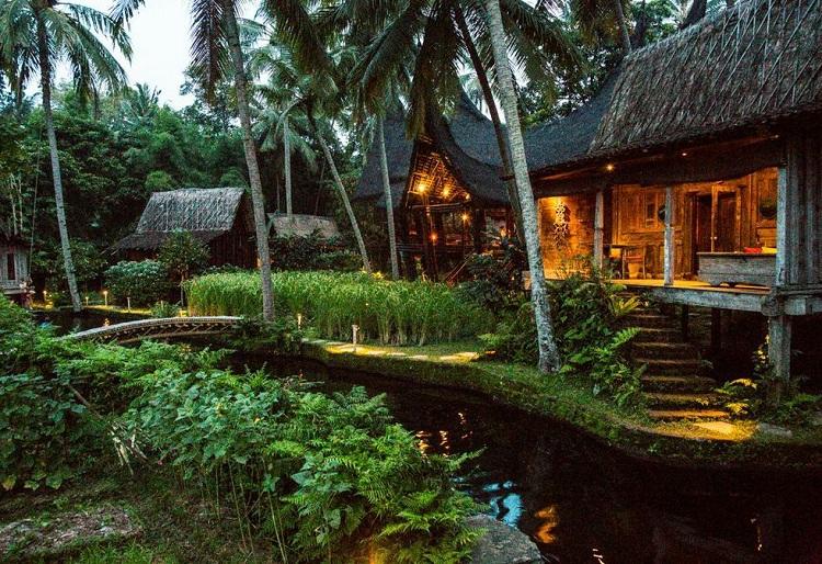 Những lưu ý khi thiết kế cảnh quan sân vườn tại Resort