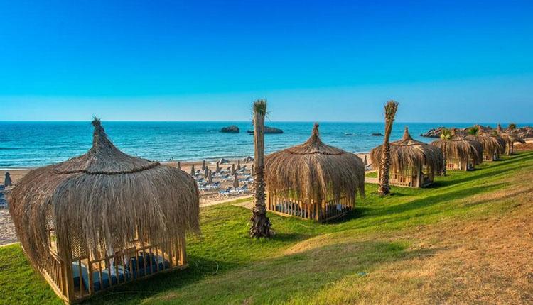 Thiết kế Resort biển với khu vui chơi và bungalow - View 1