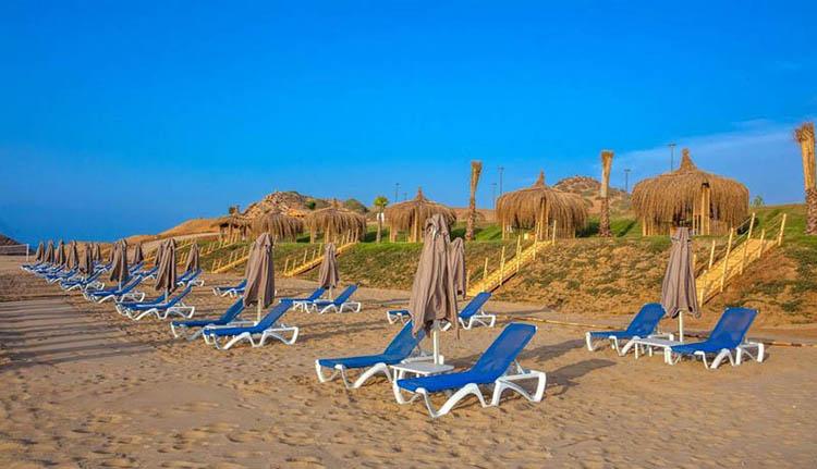 Thiết kế Resort biển với khu vui chơi và bungalow - View 2