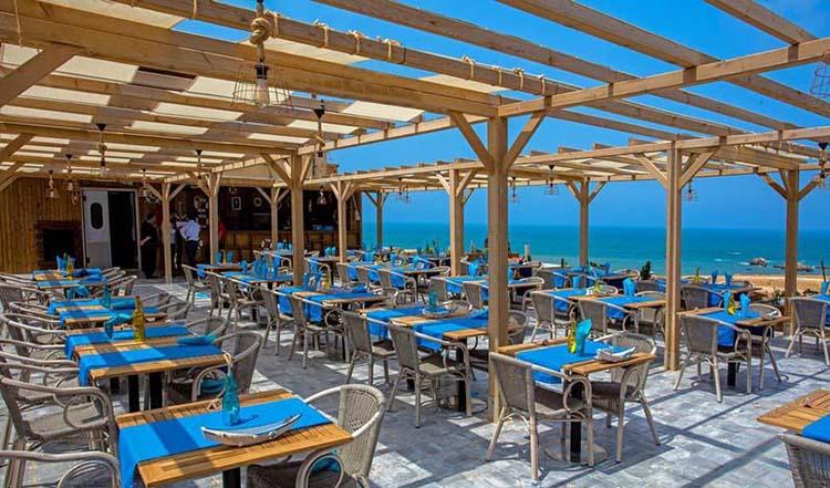 Thiết kế Resort biển với khu vui chơi và bungalow - View 3