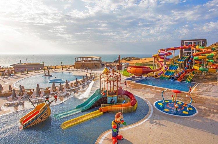 Thiết kế Resort biển với khu vui chơi và bungalow - View 4