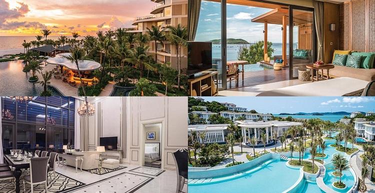 Thiết kế Resort với không gian hut khách