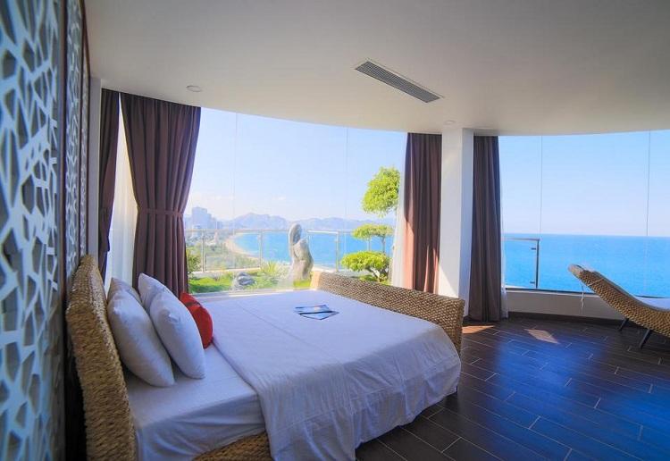 Tiêu chuẩn thiết kế khối ngủ Resort cao cấp