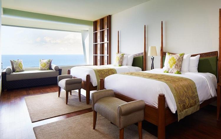 Khối ngủ tại các Resort cao cấp