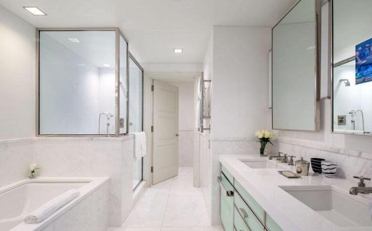 Phong cách thiết kế phòng tắm phải như thế nào