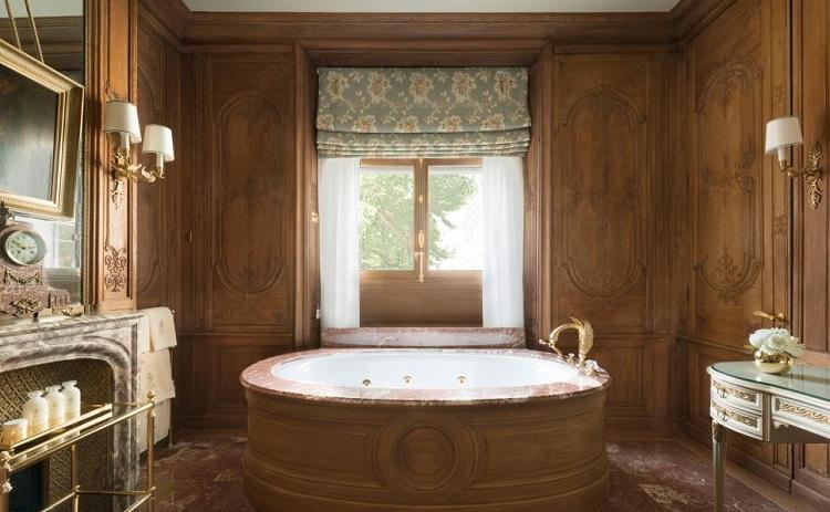 Phong cách thiết kế phòng tắm sang trọng