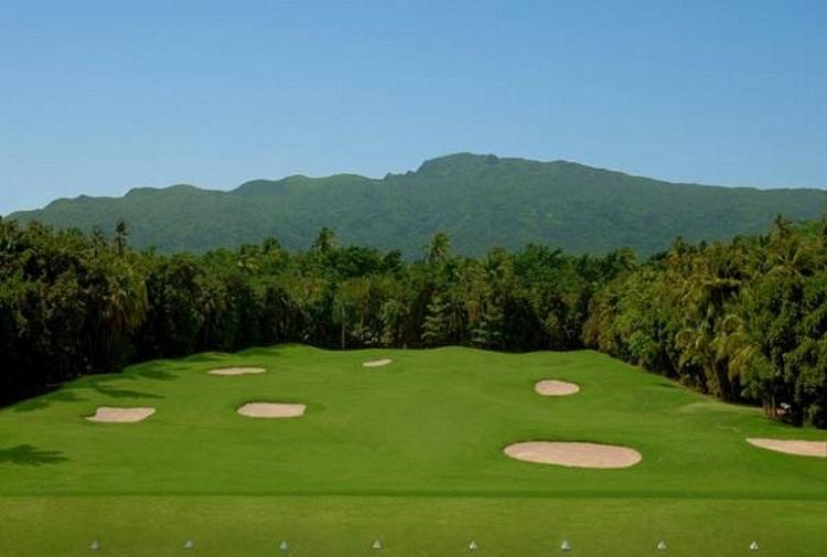 Sân Golf tại Resort 5 sao