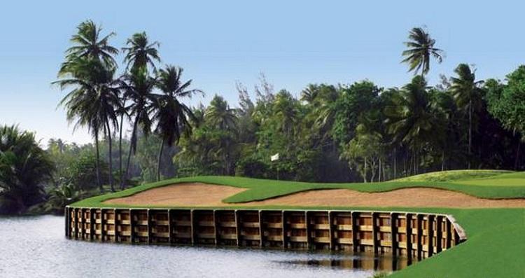 Sân golf đẳng cấp tại Resort sang trọng