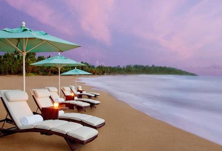 Thắng cảnh biển tuyệt đẹp tại Resort 5 sao