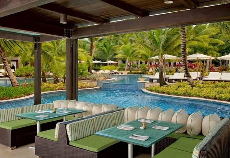Lựa chọn không gian bình yên tại Resort
