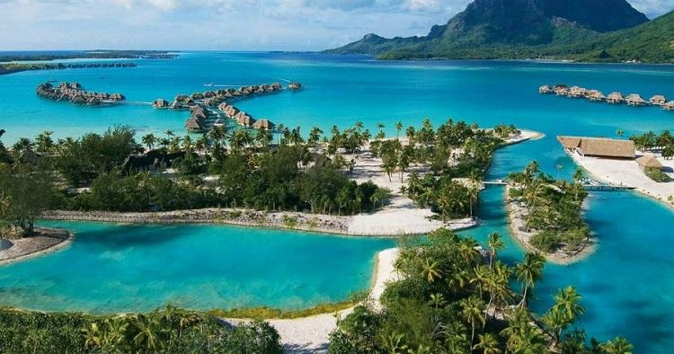 Resort tuyệt đẹp sở hữu Bungalow trên biển độc đáo - View 2