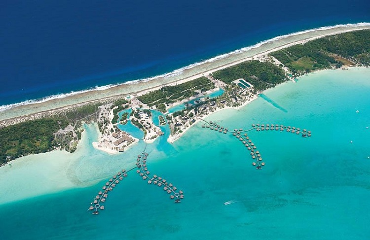 Resort tuyệt đẹp sở hữu Bungalow trên biển độc đáo - View 4
