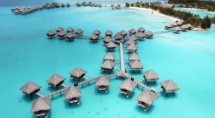 Resort tuyệt đẹp sở hữu Bungalow trên biển độc đáo - View 5
