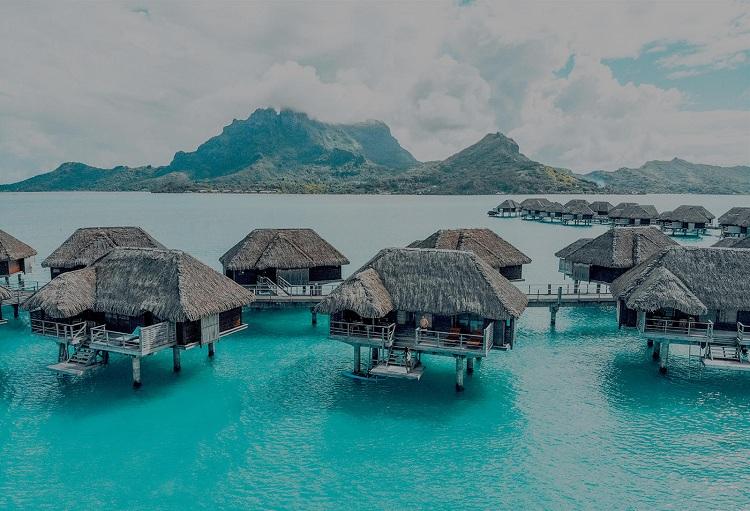 Resort tuyệt đẹp sở hữu Bungalow trên biển độc đáo - View 6