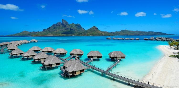 Resort tuyệt đẹp sở hữu Bungalow trên biển độc đáo - View 9