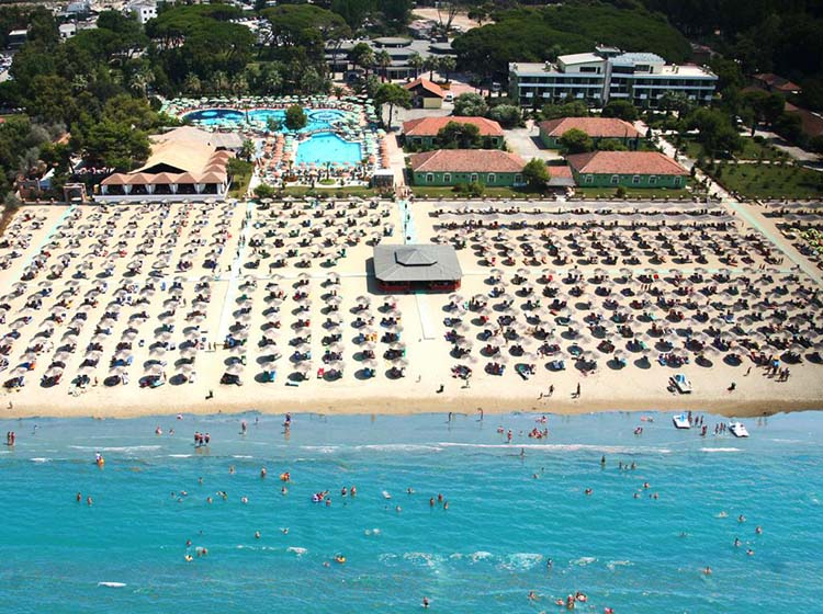 Resort biển mang lại những giá trị du lịch tốt nhất
